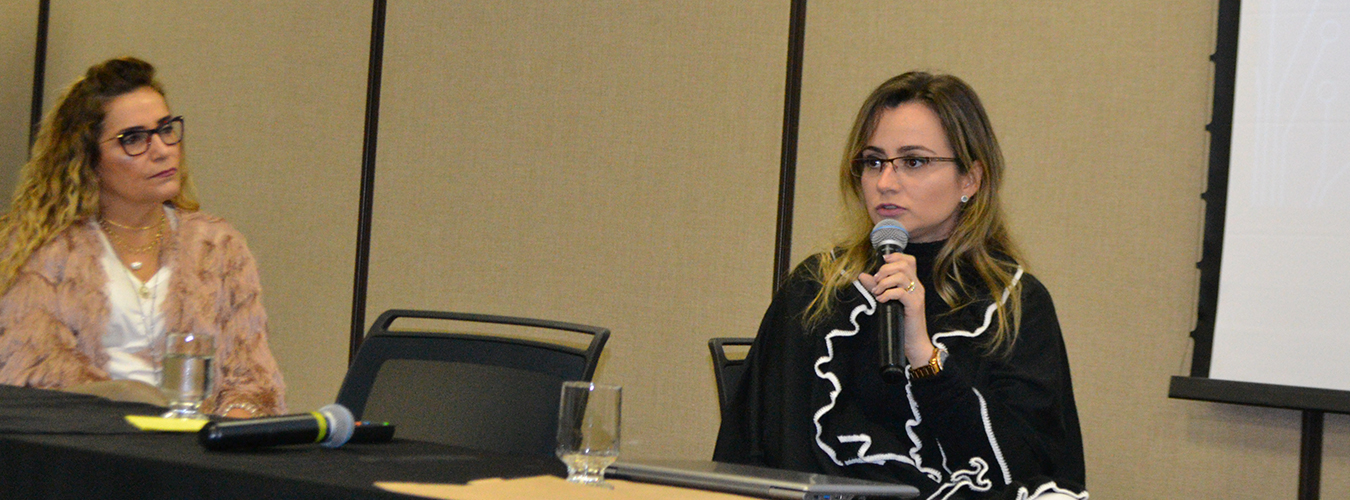 Gestão e Administração de cartórios é tema de palestra durante o XXVII Congresso Estadual dos Notários e Registradores de Minas Gerais