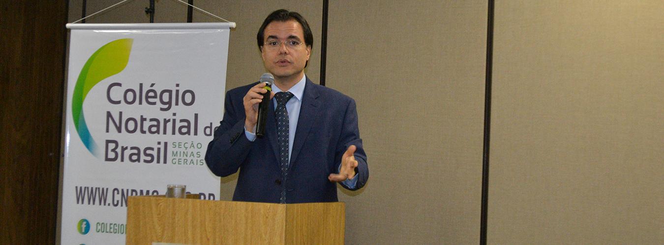 Usucapião Extrajudicial é tema de debate no XXVII Congresso Estadual dos Notários e Registradores de Minas Gerais
