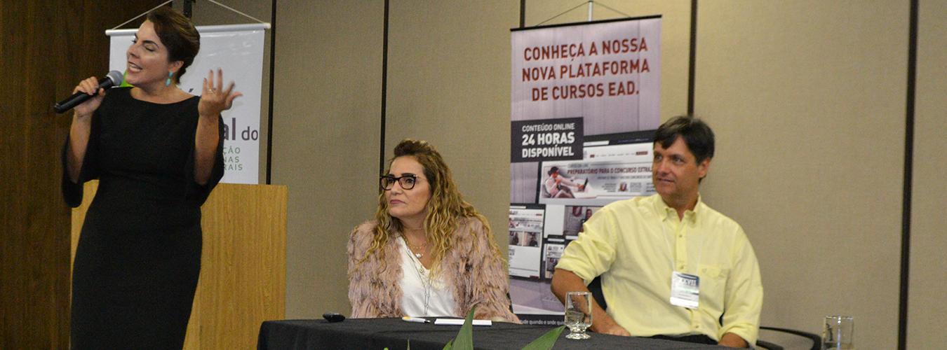 Inventário extrajudicial é debatido durante XXVII Congresso Estadual dos Notários e Registradores de Minas Gerais