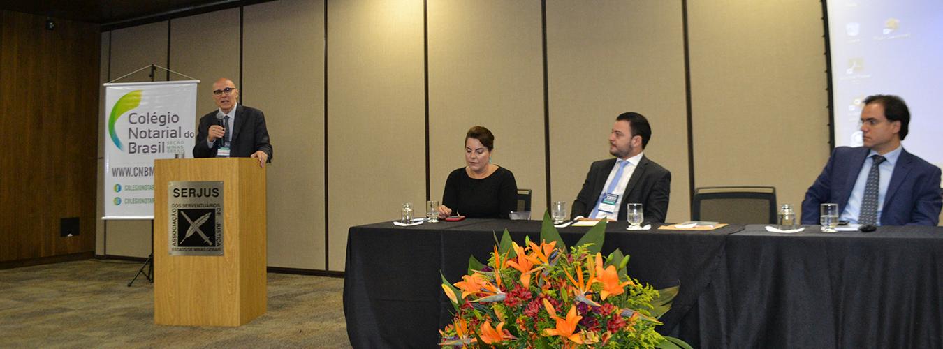 Presidente do CNB/CF apresenta pilares de sua gestão durante XXVII Congresso Estadual de MG