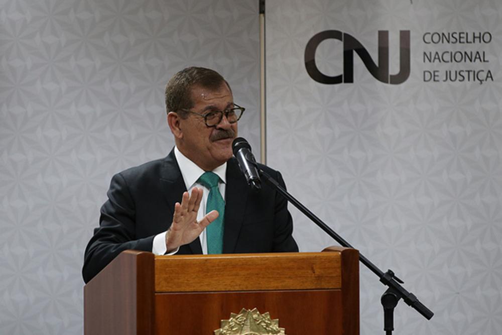 CNJ: Humberto Martins reúne equipe da Corregedoria para treinamento