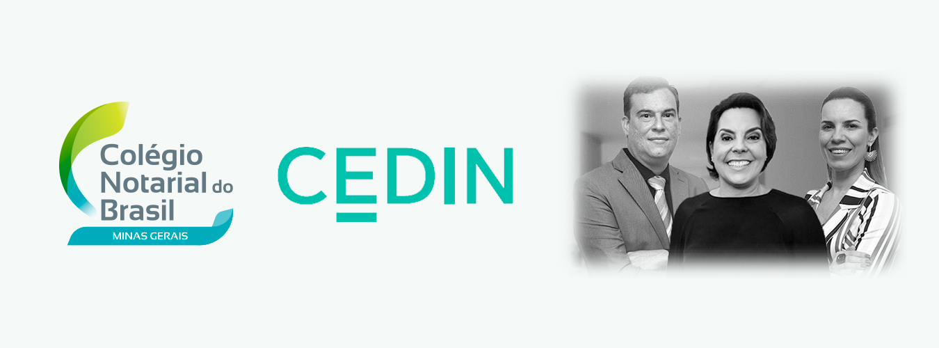 Parceria do CNB/MG com Cedin dá desconto em Pós-Graduação em Direito Notarial e Registral
