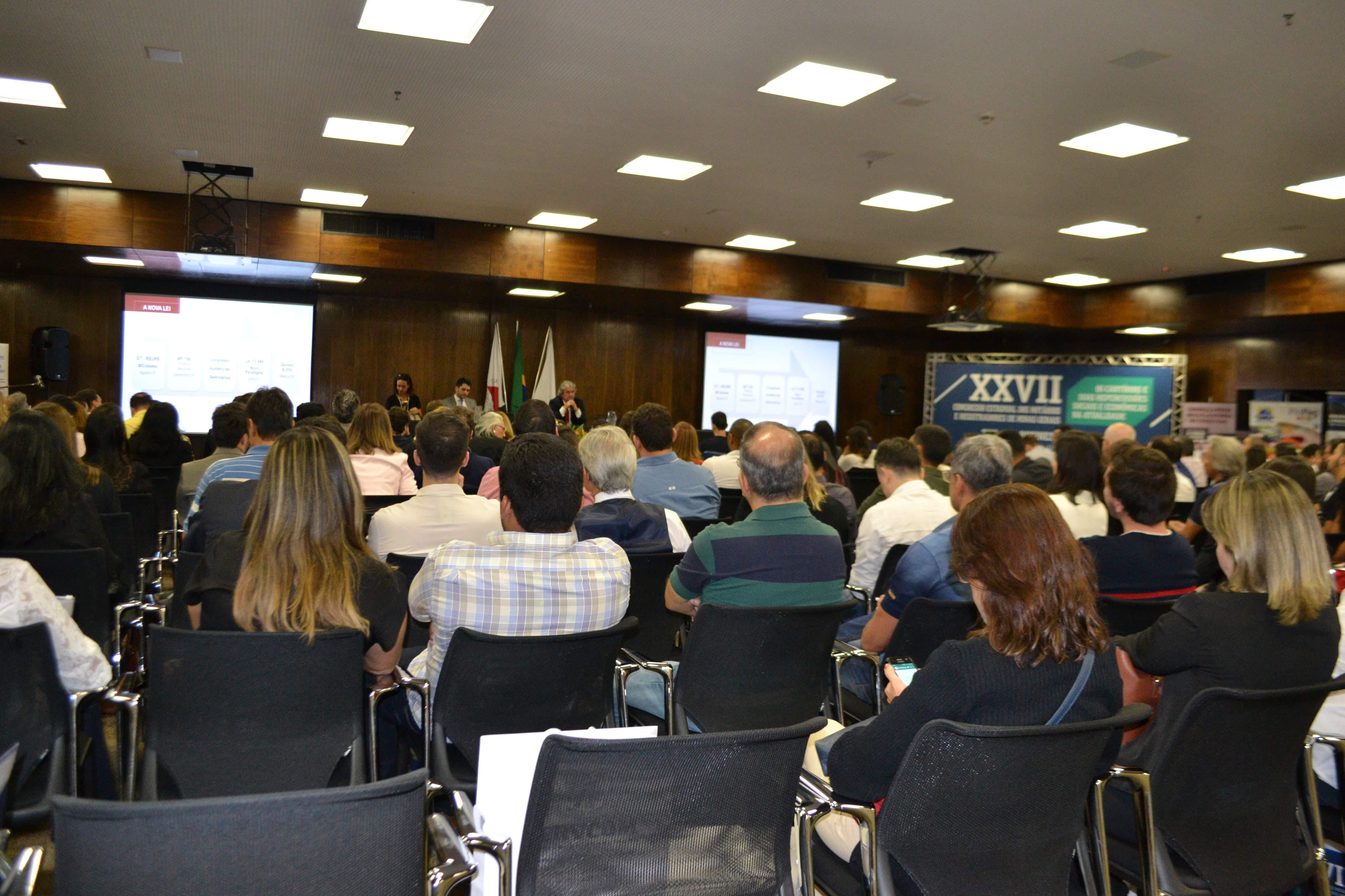 XXVII Congresso Estadual Dos Notários E Registradores De Minas Gerais – Dia 13
