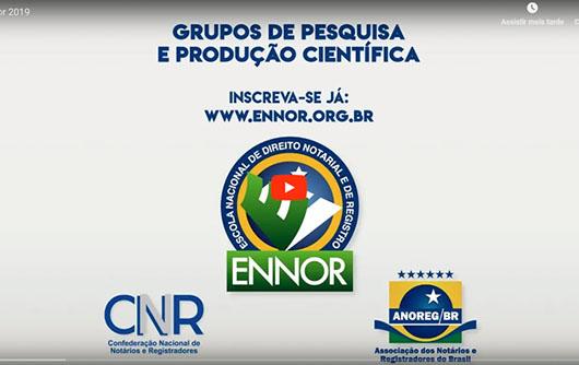 Clique aqui e veja como se inscrever nos Grupos de Pesquisa e Produção Científica da Ennor