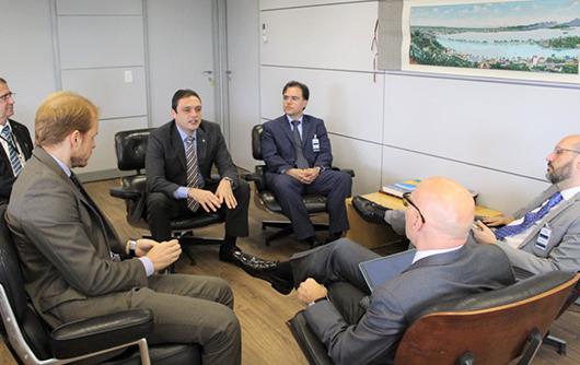Clipping – ITI – Oferta de serviços digitais é tema de encontro entre ITI e Colégio Notarial do Brasil