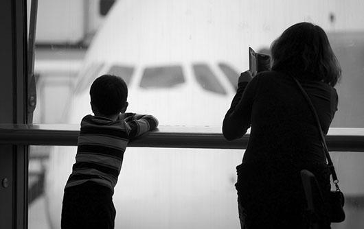 Viagens De Menores