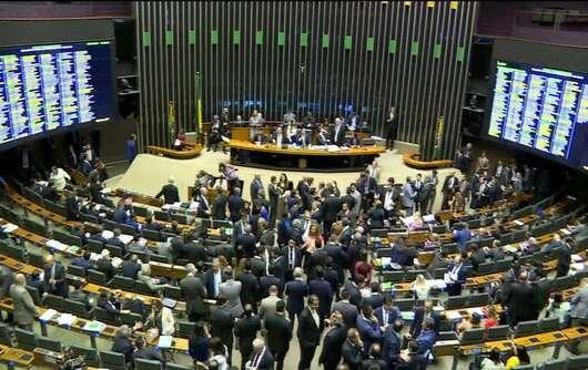 Câmara: Câmara Aprova Texto-base De MP Da Reforma Ministerial E Transfere Coaf Para Economia