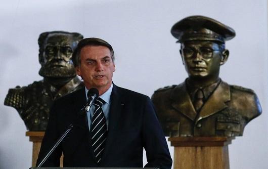 Brasília(DF), 02/01/2019 Cerimônia De Posse Do Ministro Da Defesa General Da Reserva Fernando Azevedo Silva. Local: Clube Do Exército. Foto: Igo Estrela/Metrópoles