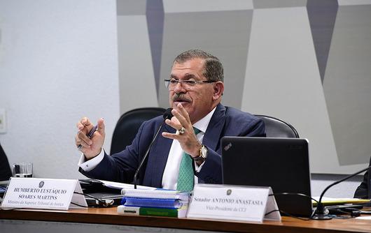 Ministro Humberto Martins