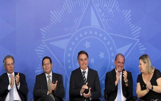 Clipping – G1 – Bolsonaro Sanciona MP Da Liberdade Econômica Em Primeiro Ato Após Cirurgia
