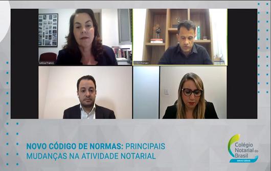 Especialistas debatem mudanças trazidas pelo novo Código de Normas de Minas Gerais