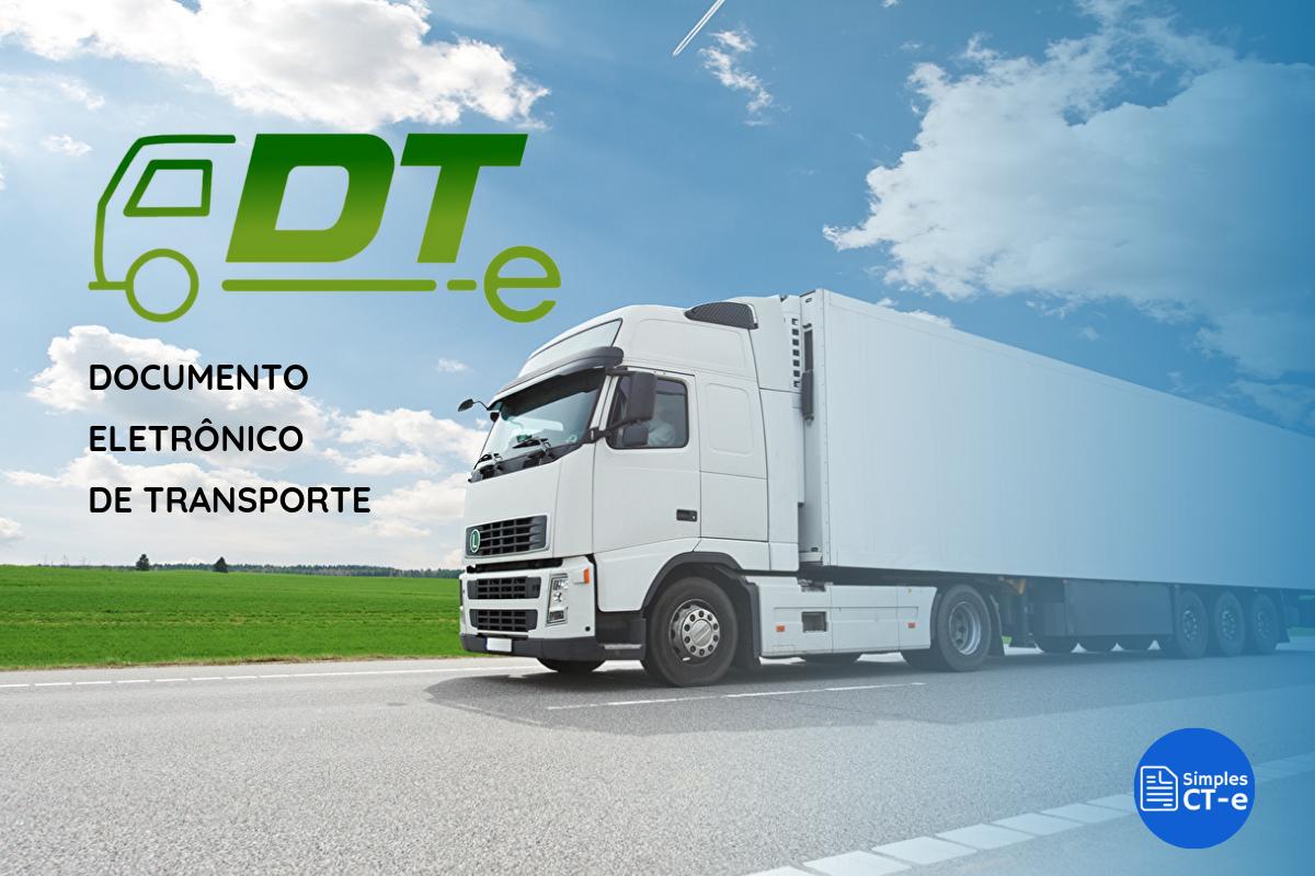 DT E Documento Eletronico De Transporte