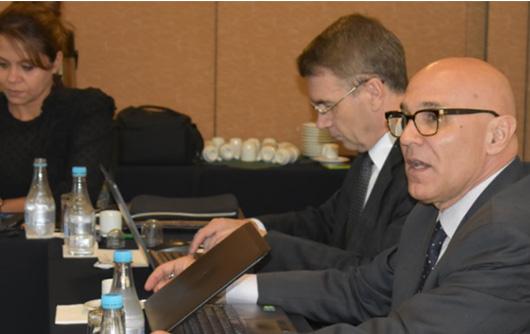 Reunião da Diretoria do CNB/CF apresenta novos projetos de tecnologia