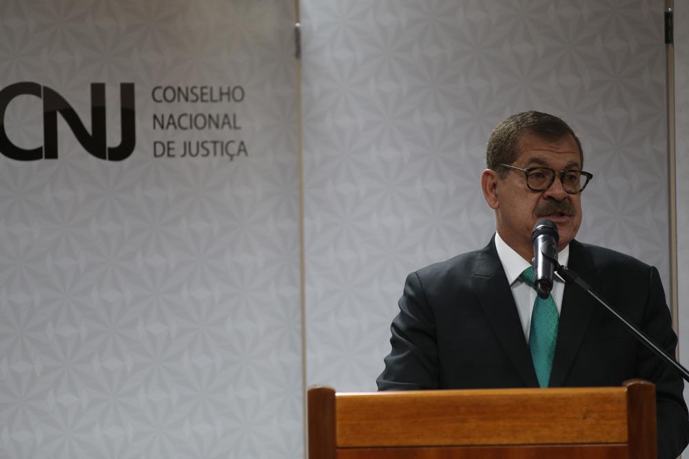 Ministro Humberto Martins toma posse na Corregedoria Nacional de Justiça
