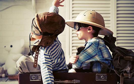 Viagem De Menores