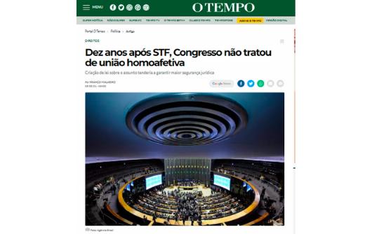 Site CNB – O Tempo