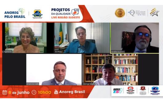 Site CNB – Anoreg Pelo Brasil